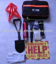 Car emergency tool kits,winter car care road tool