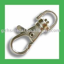 Nickle color mini spring hook, dog hook, snap hook