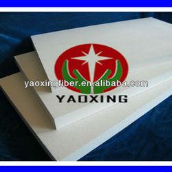 ceramic fiber board heat insulation fire damper board