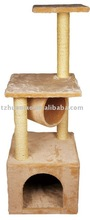 strong and fashionable cat tree