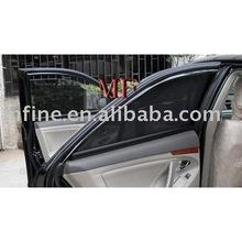 easy setup car automatic curtain auto sunshade
