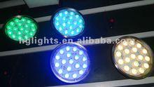 IP68 RGB high power LDE underwater light 30W