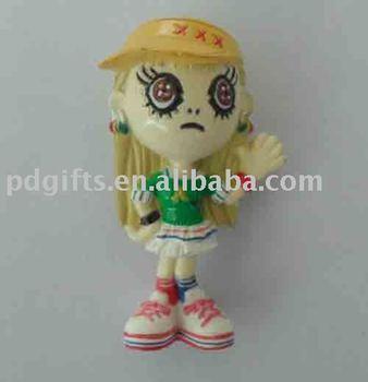 Special cute Plastic Figure