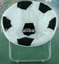 football kids moon chair