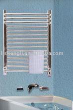 Concealed wiring heated towel rail electrothermal towel rack