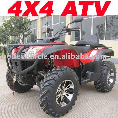500CC EEC 4X4 ATV QUAD