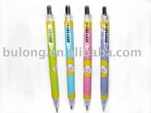 Plastic mechanical pencil