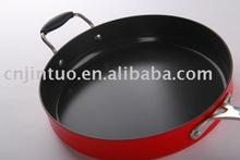 grill pan ,aluminium non-stick griddle