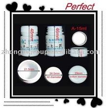 plastic medicine vials(plastic RX vials,plastic prescription RX vials,plastic pharmacy vials)
