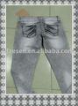 ทำในประเทศไทยกางเกงร้อนกางเกงยีนส์