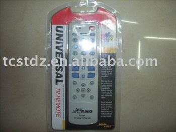 newest Universal Remote Control F-2100 for all brands tv,easy and cheaper
