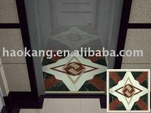 Elevator floor mats