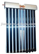 heat pipe solar collector for split system/pool heating