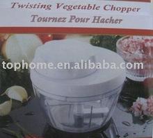Mini Twisting vegetable chopper