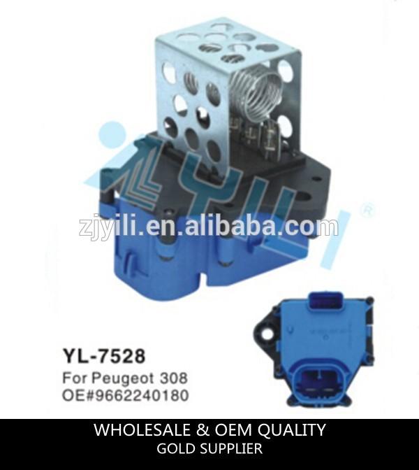 Yl-7528 calefacción resistencia OE #96 622 401 80