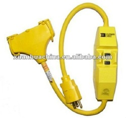 extension cord with GFCI