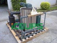 3 ton Flake Ice Machine , Btizer Compressor, for frozen fish or meat , supermarket