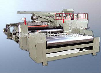 Double layers Plastic Laminating machinery