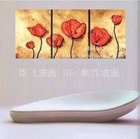 canvas art picture,flower art painting