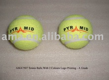 Tennis Ball With Customized Logo Printing
