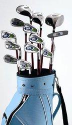 complete set new lady golf club set