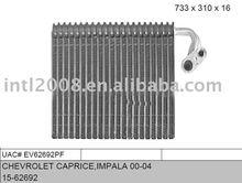 auto evaporaotor FOR CHEVROLET CAPRICE, IMPALA 00-04