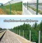 pvc welded mesh fence sheet