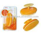 Massage Plastic Hair Brush