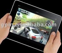 High quality Anti Glare screen protector for IPAD / Ipad VS Kindle / invisible shield for apple IPAD