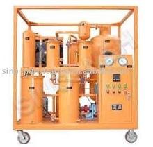 LV Vacuum lubrication oil purification system