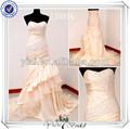 jj0024 actural taffta sweetheart sirena color champagne abiti da sposa per le donne mature