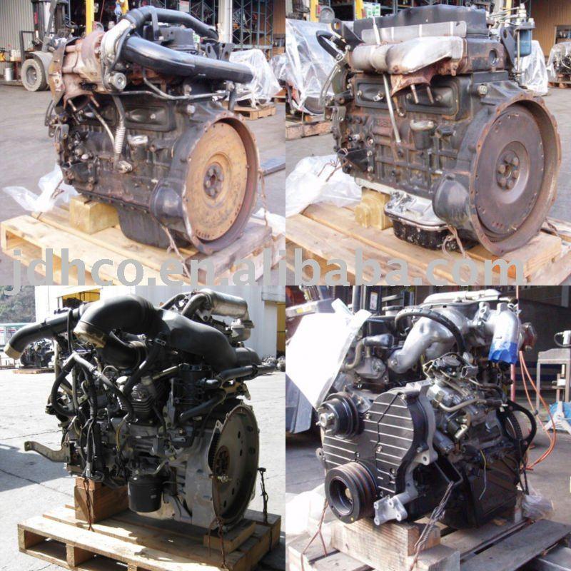 Pieza del motor 4HJ1 ISUZU pieza de automóvil