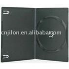 5MM BLACK SINGLE DVD CASE