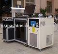 Goldensign yag alta- velocità macchina di marcatura laser