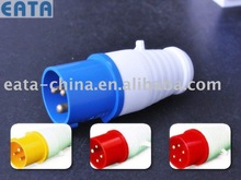 industrial power cable plug 16a 013