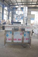 semiautomatic aerosol filling plant