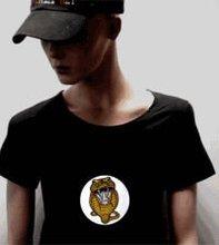 Music Equalizer Flashing EL T-Shirts
