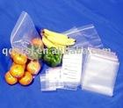 ldpe plastic fresh fruit ziplock bag