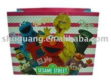 2012 Cartoon Design Customized Gift Paper Bag