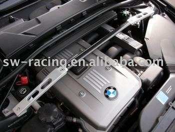 Auto Tuning Carbon strut tower bar / brace for BMW E87/E90/E92