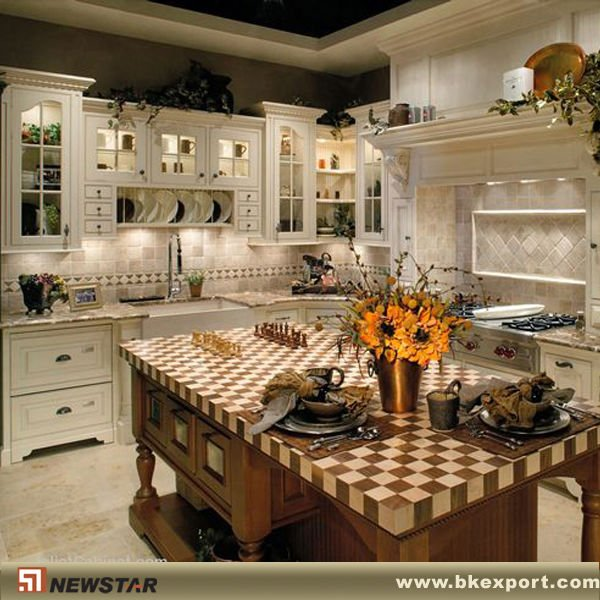 Kitchen Cabinets ( French Country Style ) Photo, Detailed about ...