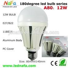 LOW PRICE HIGH POWER LED BULB 12W