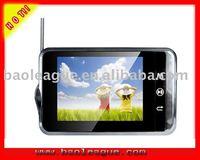 Portable DVB-T TV With 3.5 Inch TFT Screen DVB-T 3501