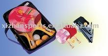 Table Tennis Set/table tennis racket/cheap table tennis rackets