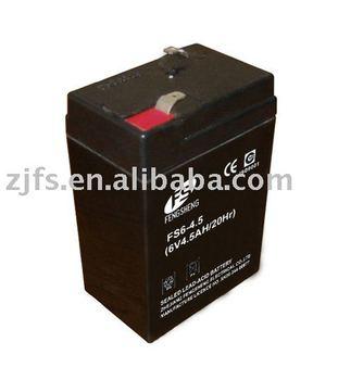 SLA Battery 6V4.5AH