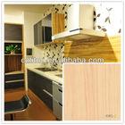 top quality wood color pvc decorative film for doors