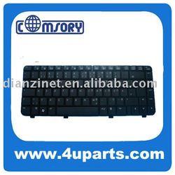 Laptop Keyboard, Brand New Keyboard for HP/COMPAQ DV2000 V3000,GR Layout