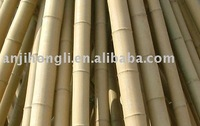 """Natural Bamboo Pole 2.5"""" diameter For bulding construction"""