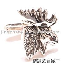 eagle shape cufflinks, animal cufflinks, metal cufflinks
