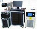 Goldensign alta - velocità della macchina di marcatura laser